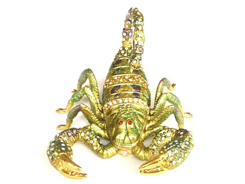 Скорпион в подарок к чему это 411