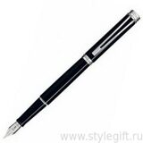 Ручка перьевая Waterman Harmonie Black/CT S0701600