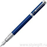 Ручка перьевая Waterman Perspective Blue CT S0830940