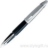 Ручка перьевая Waterman Edson Diamond Black 010521/30