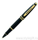 Ручка роллерная Waterman Expert Black Laque S0047180