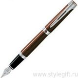 Ручка перьевая Waterman L'Etalon Metallic Brown 70812F