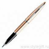 Ручка перьевая Waterman Carene  Pink Gold S0830210