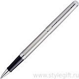 Ручка роллерная Waterman Hemisphere St Steel CT S0920450