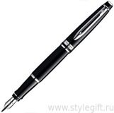 Ручка перьевая Waterman Expert 3 DeLuxe Black CT S0952300