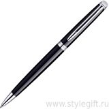 Ручка шариковая Waterman Hemisphere Matte Black CT S0920570