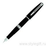 Ручка перьевая Waterman Charleston Black/CT S0117270