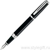 Ручка перьевая Waterman Exception Nignt Black/ST S0636830