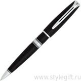 Ручка шариковая Waterman Charleston Black/CT S0701060