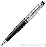 Ручка шариковая Waterman Expert 3 DeLuxe Black CT S0952360