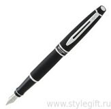 Ручка перьевая Waterman Expert Matt Black S0051460/50