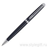 Ручка шариковая Waterman Hemisphere Matte Black CT S0920870